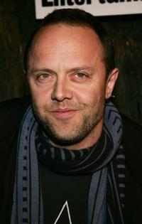 Lars Ulrich at the Entertainment Weekly's Winter Wonderland Sundance Bash during the 2005 Sundance Film Festival.