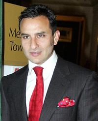 Saif Ali Khan at the promotion of 2010 Commonwealth Games during the lavish Indian Gala Night.