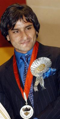 Saif Ali Khan at the 52nd National Film Award ceremony.