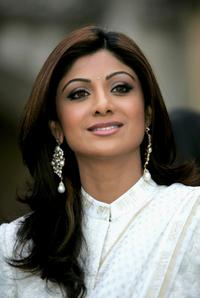 Shilpa Shetty at the House of Commons.