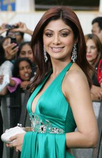 Shilpa Shetty at the International Indian Film Academy Awards ceremony.