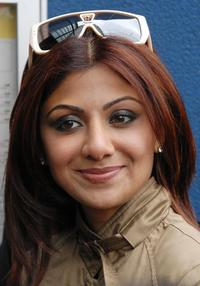 Shilpa Shetty at the International Indian Film Academy Awards.