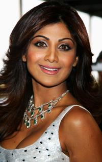 Shilpa Shetty at the Zee Cinema Awards 2008.