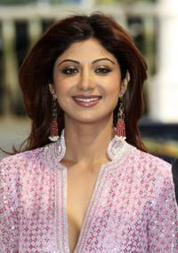 Shilpa Shetty at the launch of
