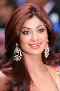 Shilpa Shetty at the London premiere of