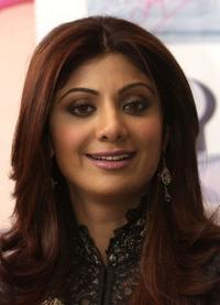 Shilpa Shetty at the launch of perfume