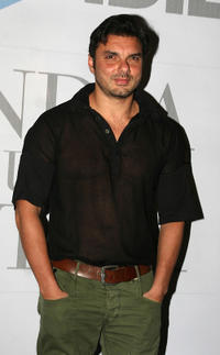Sohail Khan at the opening party of HDIL Couture Week 2010 in Mumbai.