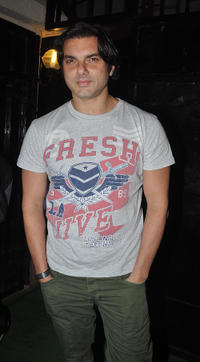 Sohail Khan at the promotional event of