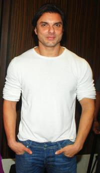 Sohail Khan at the launch of