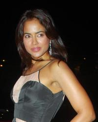 Sameera Reddy at the Ramesh Taurani's Wedding Annivarsary.