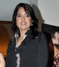 Sameera Reddy at the promotional event for