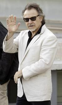 Harvey Keitel at the 51 San Sebastian International Film Festival presentation of