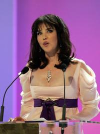 Isabelle Adjani at the 30th Nuit des Cesar.