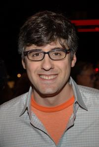 Mo Rocca at the opening of