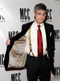 Mo Rocca at the Miscast 2010 in New York City.