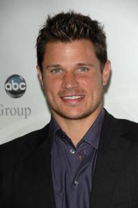 Nick Lachey at the