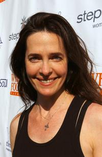 Sheila Kelley at the Step Up Women's Network's Third Annual