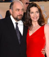 Sheila Kelley and Richard Schiff at the 11th Annual Screen Actors Guild Awards.