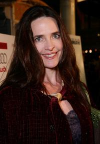 Sheila Kelley at the premiere of