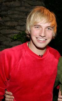 Ryan Hansen at the Church of Scientology's Christmas Stories XIV.