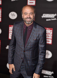Scott Adsit at the California premiere of