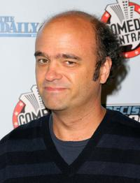 Scott Adsit at the Comedy Central's Indecision 2008 Election Night viewing party.