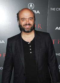Scott Adsit at the New York premiere of