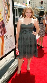 Amy Bruckner at the premiere of