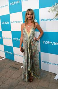 Cameron Richardson at the 7th annual InStyle Magazine summer soiree.