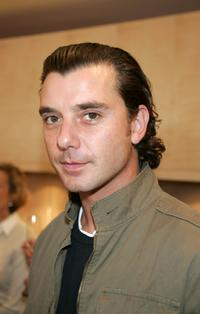 Gavin Rossdale at the Cheryl Sabans book launch