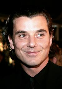 Gavin Rossdale at the premiere of