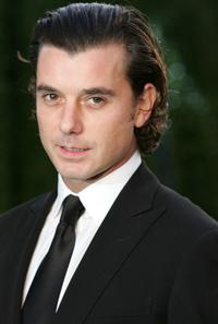 Gavin Rossdale at the Vanity Fair Oscar Party.