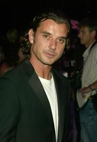 Gavin Rossdale at the Lamb By Gwen Stefani Spring 2006 fashion show during the Olympus Fashion Week.