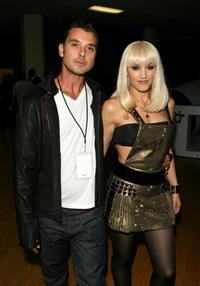 Gavin Rossdale and his wife Gwen Stefani at the 2006 American Music Awards.