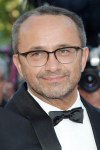 Andrei Zvyagintsev at the Closing Ceremony during the 70th annual Cannes Film Festival.