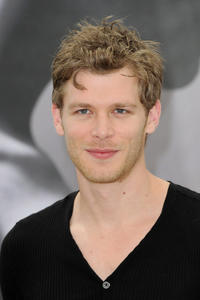 Joseph Morgan at the photocall of