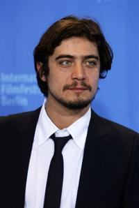 Riccardo Scamarcio at the photocall of