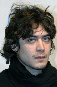 Riccardo Scamarcio at the TV, Sport, Cinema And Music Italian Awards.