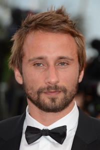 Matthias Schoenaerts at the premiere of