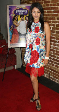 Pooja Kumar at the California premiere of