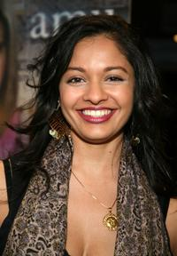 Pooja Kumar at the US premiere of