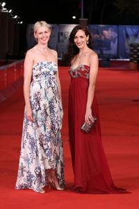 Jicky Schnee and Ana Asensio at the 4th Rome International Film Festival.