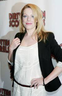 Sherie Rene Scott at the after party of the opening night of
