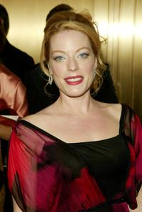 Sherie Rene Scott at the 59th Annual Tony Awards.