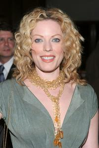 Sherie Rene Scott at the 50th Annual Drama Desk Awards.
