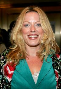 Sherie Rene Scott at the opening night of
