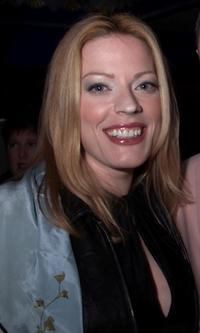 Sherie Rene Scott at the First Annual National Broadway Theatre Awards.