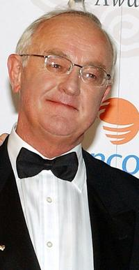 Frank Kelly at the Irish Film and Television Awards.