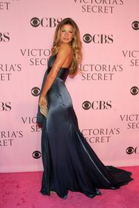 Gisele Bundchen at the Victoria's Secret Fashion Show.