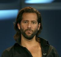 Henry Ian Cusick at the 2007 Winter Television Critics Association Press Tour for ABC.
